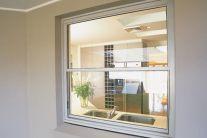 double hung window replacement IL